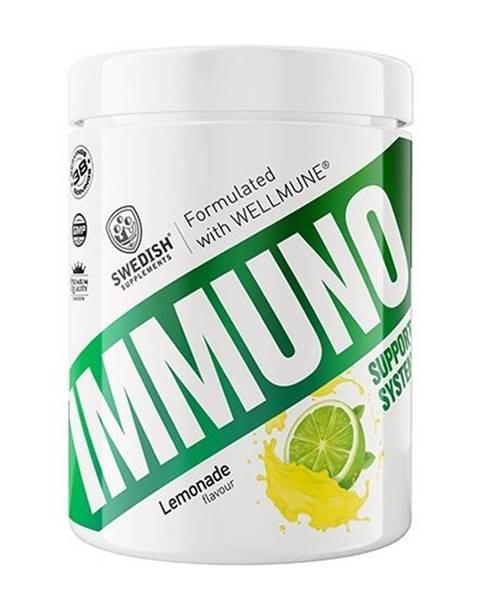 Swedish Supplements Immuno Support System - Swedish Supplements 400 g Lemonade