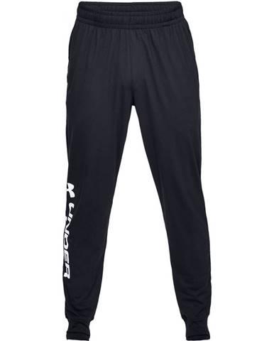 Pánske tepláky Under Armour Sportstyle Cotton Graphic Jogger Black - S