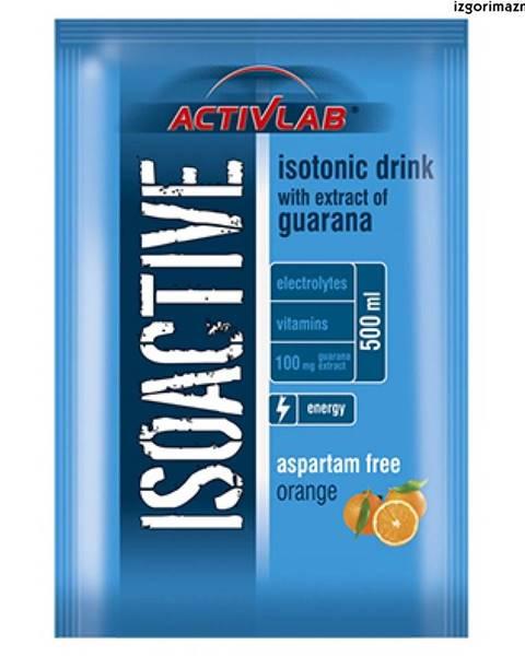 ActivLab ACTIVLAB Iso Active 31,5 g vodný melón