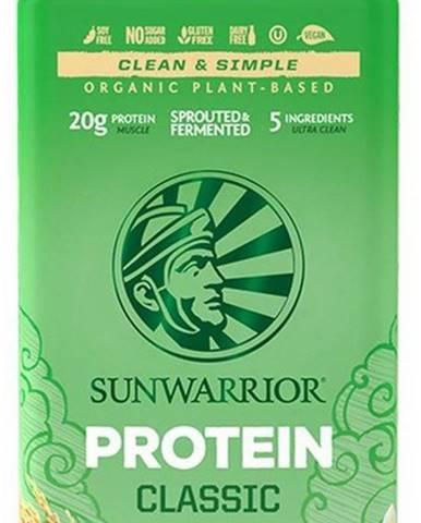 Sunwarrior Protein Classic BIO 750 g variant: čokoláda