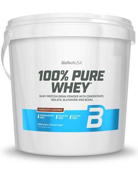 Biotech USA BioTech USA BioTech 100% Pure Whey 4000 g variant: čokoláda