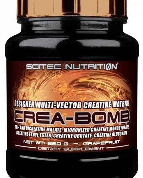 Scitec Nutrition Scitec Nutrition Scitec Crea-Bomb 660 g variant: grep