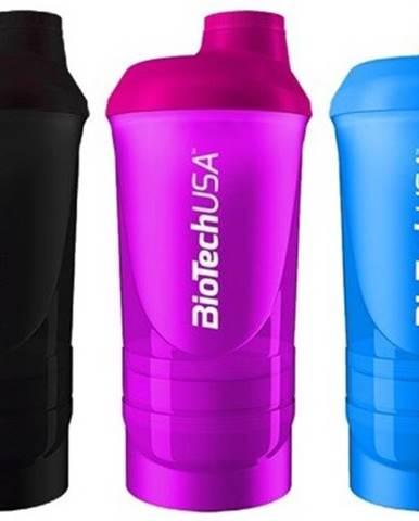 BioTech USA BioTech šejker Wave 950 ml variant: čierna