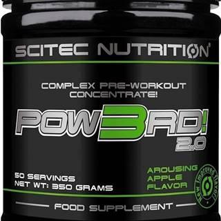 Scitec Nutrition Scitec Pow3Rd! 2.0 350 g variant: hruška