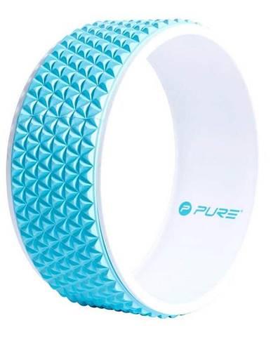 Jóga kruh Pure2Improve 31 cm - Modrá