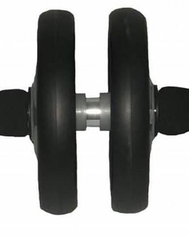 Posilovač kolečko dvojité B701 barva černo/šedá SEDCO - Černá