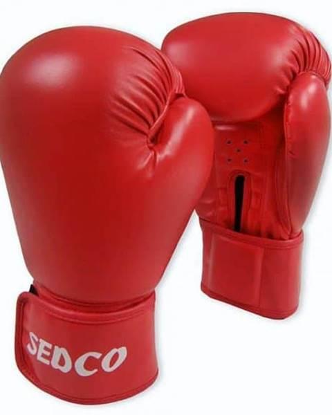 Sedco Box rukavice SEDCO competition TREN. 16 OZ - Červená