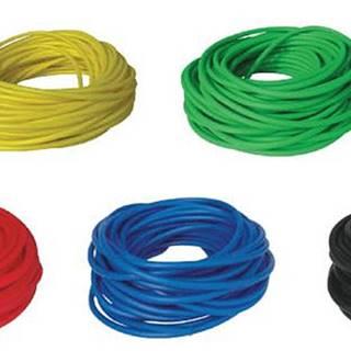 BAND TUBING - Odporová posilovací guma - LATEX FREE - 1 m - Žlutá