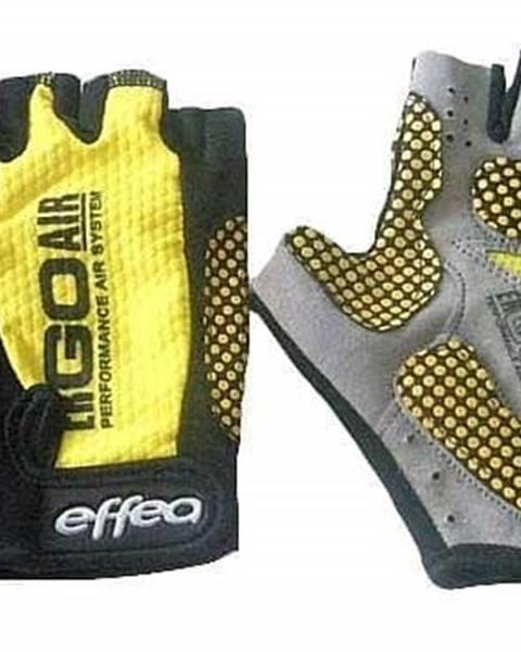Sedco Rukavice fitnes 6039 - S - Žlutá