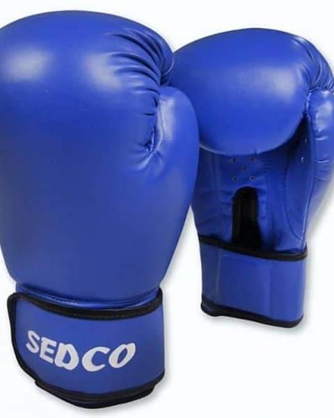 Sedco Box rukavice SEDCO competition TREN. 16 OZ  - Modré