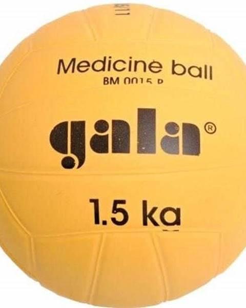 Gala Míč medicinbal Gala plastový 1,5 kg