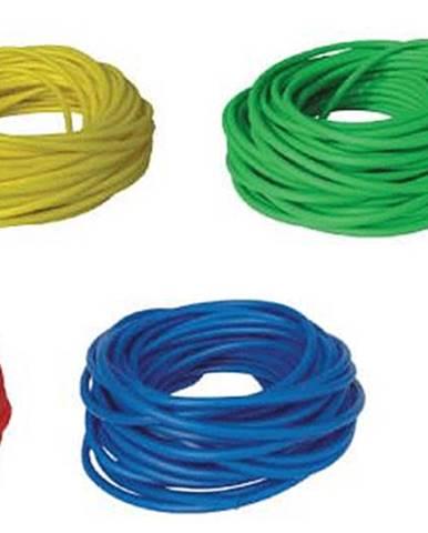 BAND TUBING - Odporová posilovací guma - LATEX FREE - 30 m TL.2 ZELENÁ - Zelená
