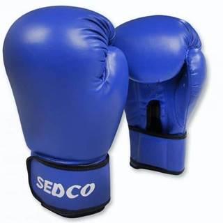 Box rukavice SEDCO competition TREN. 16 OZ  - Modré