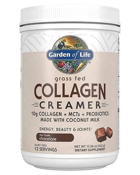 Garden of life Garden of Life Collagen Creamer - Čokoláda 342g.