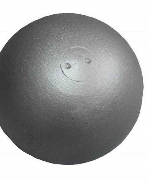 Sedco Koule atletická ZÁVODNÍ 6 kg SEDCO soustružená stříbrná