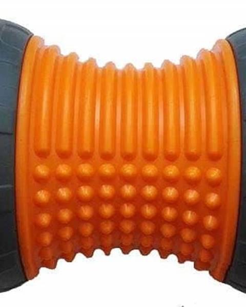Sedco Masážní váleček Sedco FOOT AB WHEEL oranžový
