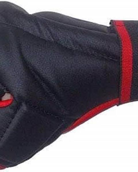 Effea Rukavice Kung-fu PU597 EFFEA velikost L, M, S, XL červeno/černé - Velikost XL