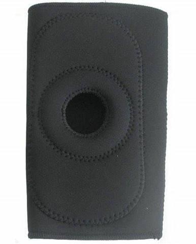Bandáž koleno - neopren 786-1 černá S - Černá