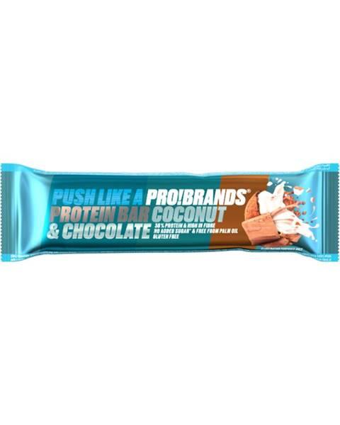 PRO!BRANDS PRO!BRANDS Protein Bar 45 g jahodový jogurt