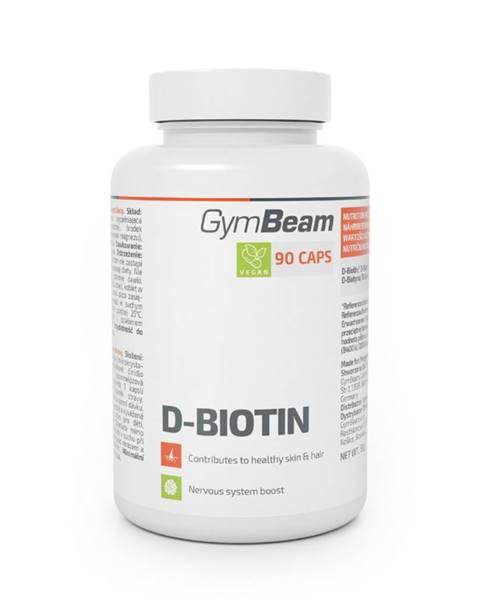 GymBeam GymBeam D-Biotín 90 kaps.