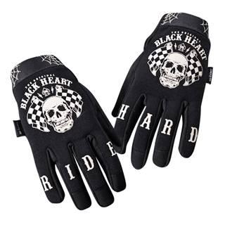 Moto rukavice W-TEC Black Heart Restarter čierna - S
