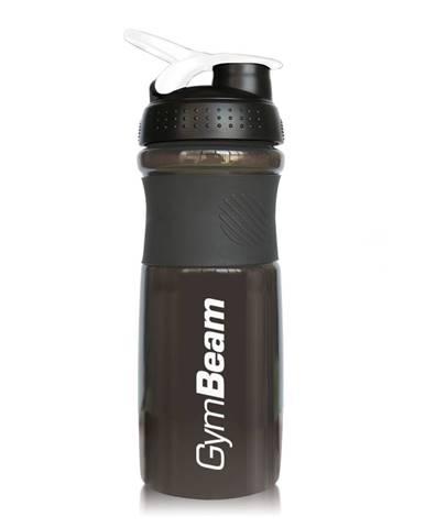 GymBeam Šejker Sportmixer Black White 760 ml