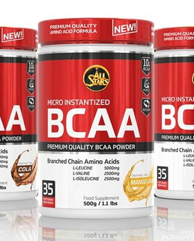 Micro Instantized BCAA - All Stars  500 g Cola