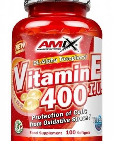 Amix Vitamín E 400 IU 100 kapsúl