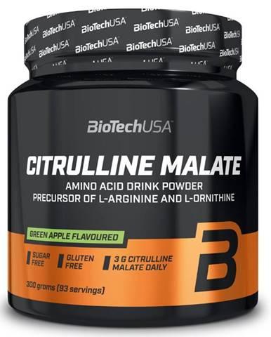 BioTech USA BioTech Citrulline Malate 300 g variant: bez príchuti