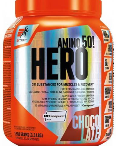 Extrifit Hero 1500 g variant: čokoláda