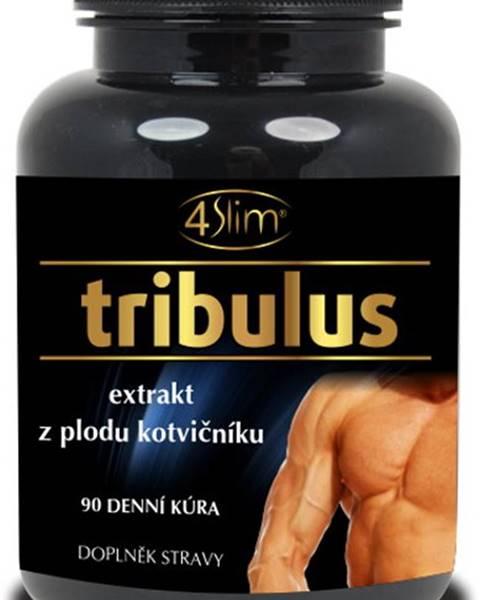 4Slim 4Slim Tribulus Terrestris Fruit 500 mg 90 kapsúl