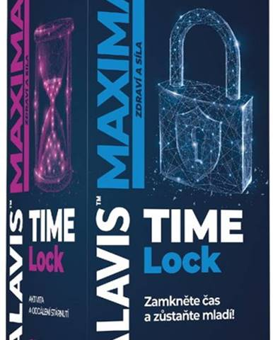 Alavis Maxima Time Lock 60 kapsúl