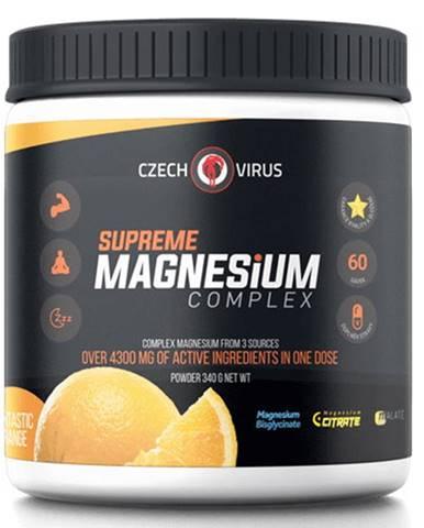 Czech Virus Supreme Magnesium Complex 340 g variant: ananás