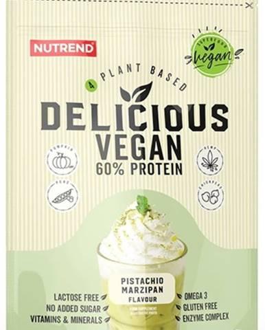 Nutrend Delicious Vegan Protein 450 g variant: čokoláda - lieskový oriešok