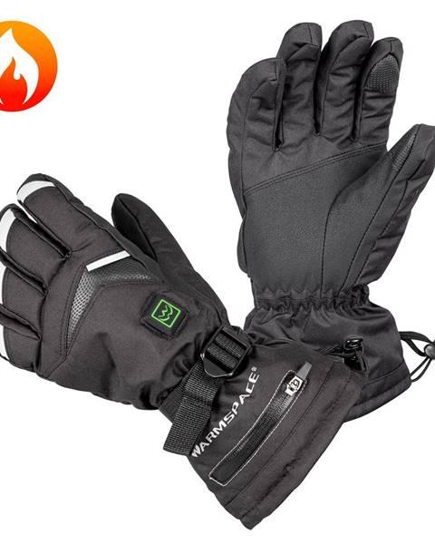W-Tec Univerzálne vyhrievané rukavice W-TEC Keprnik šedá - M