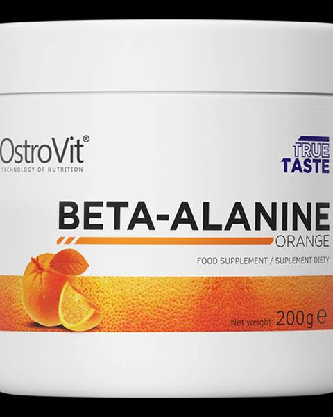 OstroVit OstroVit Beta-Alanín 200 g citrón
