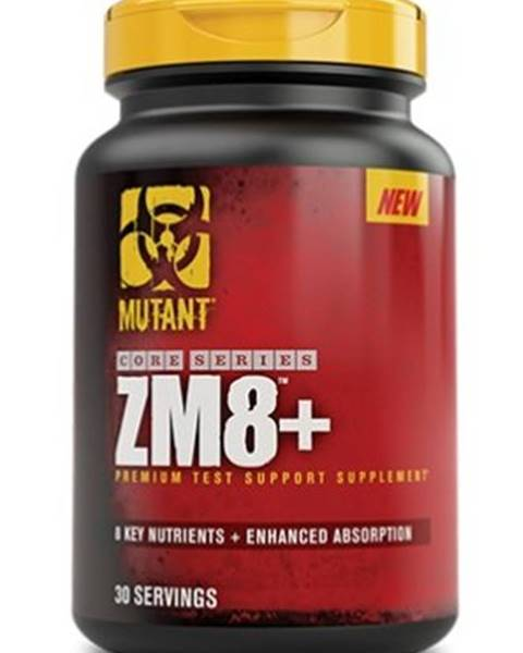 Mutant - PVL Mutant ZM8 plus - PVL 90 kaps.