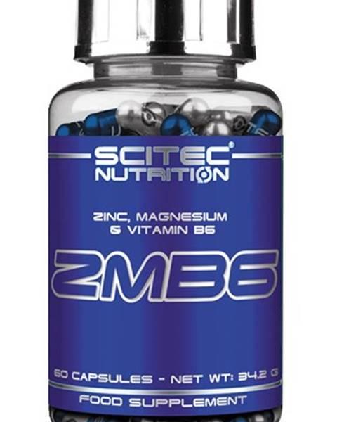 Scitec Nutrition ZMB6 - Scitec Nutrition 60 kaps