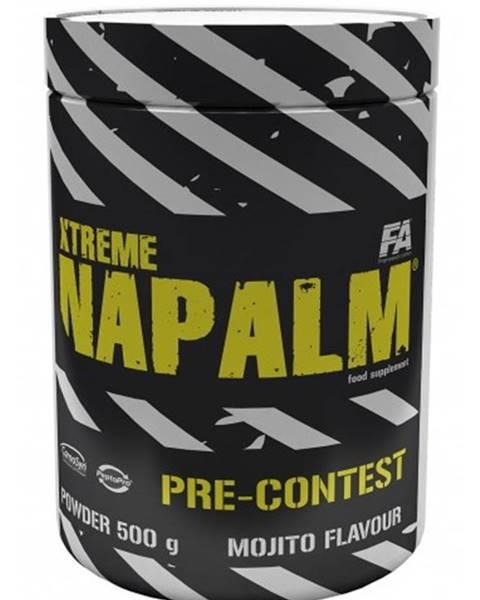 Fitness Authority Fitness Authority XTreme Napalm Pre-Contest 500 g variant: čučoriedka