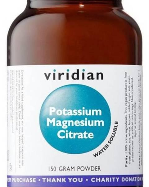 Viridian Viridian Potassium Magnesium Citrate 150 g