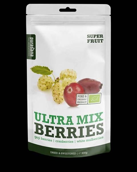 Purasana Purasana Ultra Mix Berries BIO 200 g