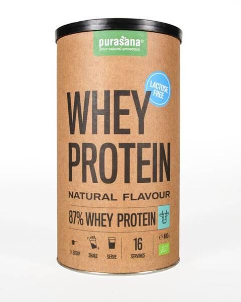 Purasana Purasana Whey Protein Lactose Free BIO 400 g čokoláda