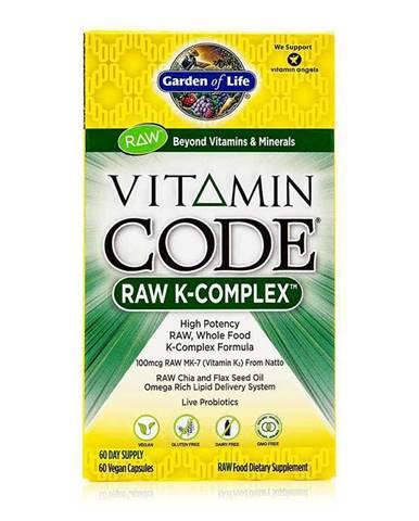 Vitamín K - Komplex RAW
