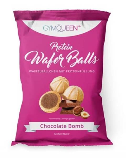 GYMQUEEN GYMQUEEN Protein Wafer Balls 75 g vanilla bomb