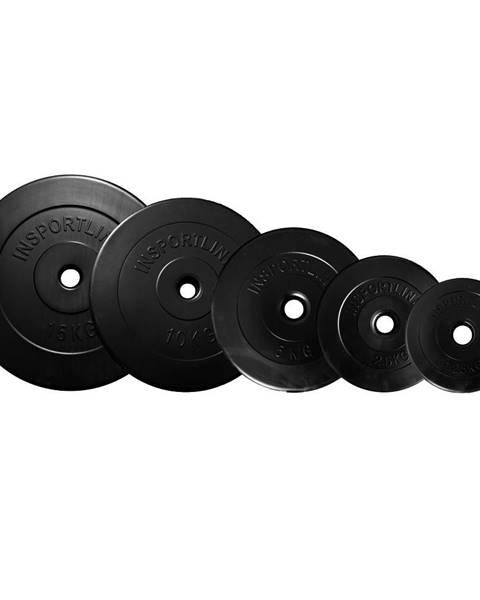 Insportline Sada cementových kotúčov inSPORTline CEM 2x 1,25-15 kg