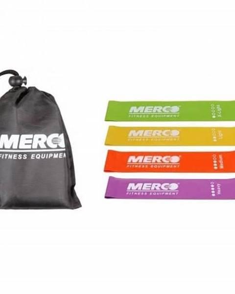 Merco Mini Band Set 2 posilovací gumy