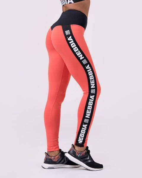 Nebbia NEBBIA Fitness legíny Power Your Hero 501 Peach  S