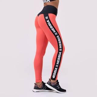 NEBBIA Fitness legíny Power Your Hero 501 Peach  S