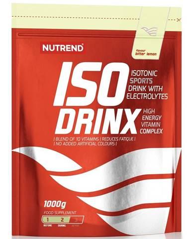 Iso Drinx - Nutrend 1000 g Bitter Lemon