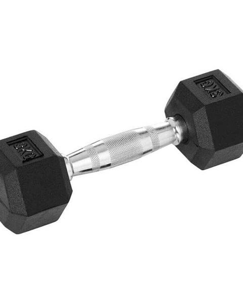 Insportline Šesťhranná činka inSPORTline Hexsteel 3 kg